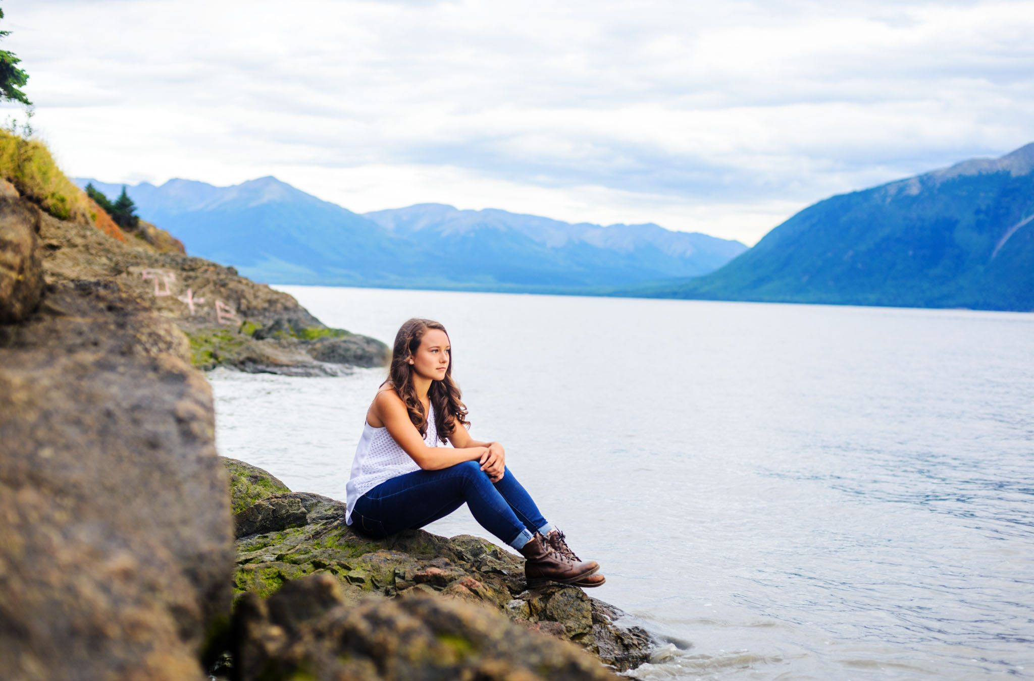 Senior Pictures in Anchorage Alaska