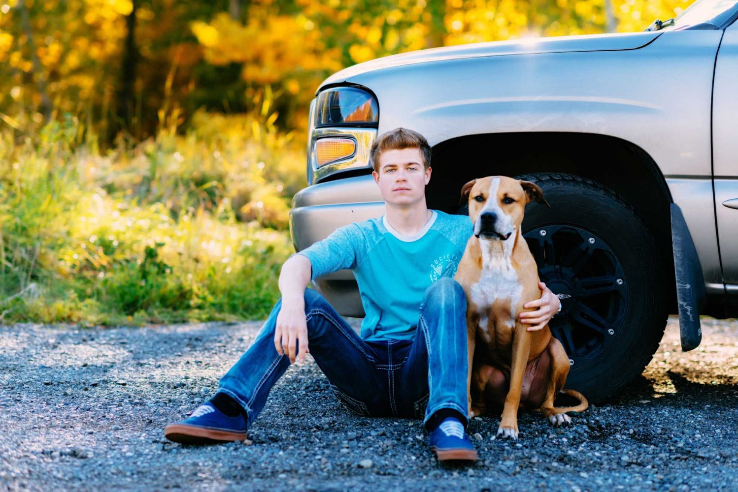Senior Pictures in Anchorage Alaska
